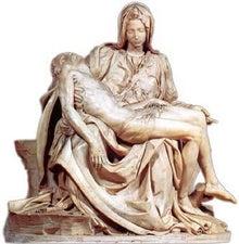 キリストと聖母