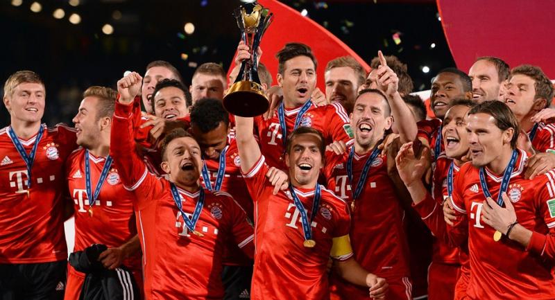 バイエルン ラジャ・カサブランカ クラブワールドカップ 決勝 優勝