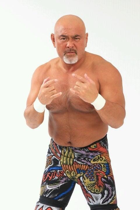 武藤敬司さん、誕生日おめでとうございます♪