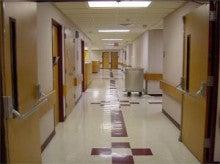病室の回廊