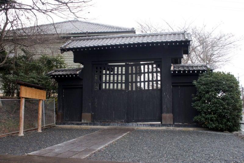 豊津陣屋/移築陣屋門