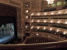 ゼンパーオペラ内部