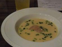 鳴門金時のスープ