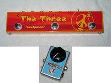 Soul Power Iinstrument The Three, Little Dick