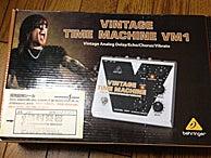 BEHRINGER VM1 VINTAGE TIME MACHINE
