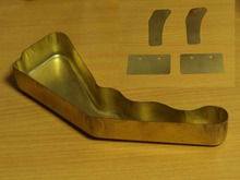 Fender USA Jazzmaster Shield Parts
