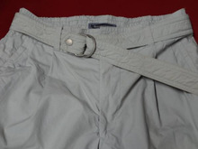 Issey Miyake Cotton Pants