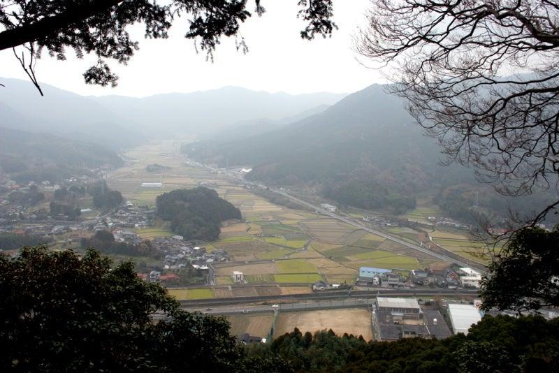 鬼ヶ城/天守台からの眺め
