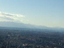 パークハイアット新宿52階からの眺め