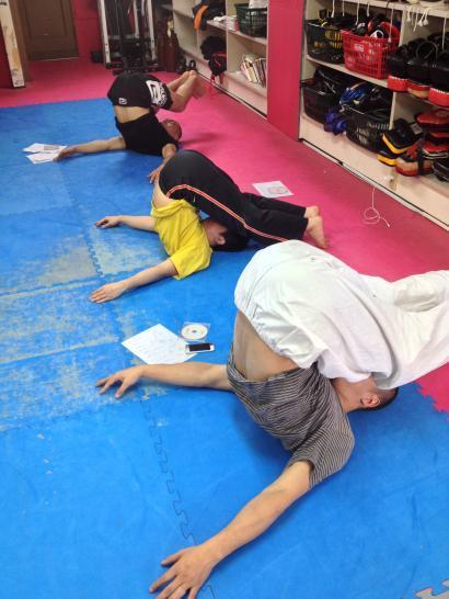 総合格闘技 禅道会