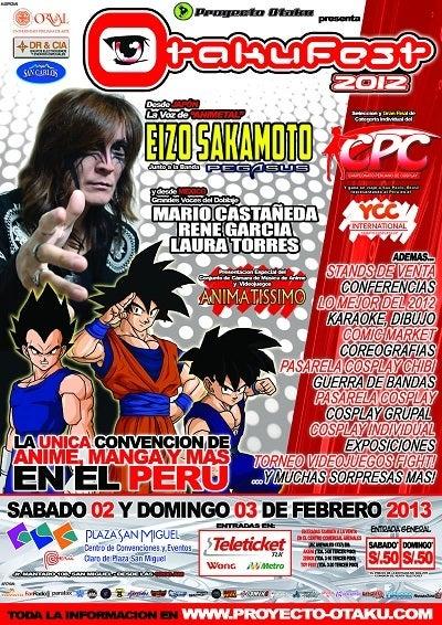 OtakuFest Perú 2012