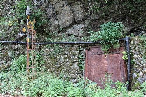 遺産、遺跡を求めて…明延鉱山跡コメント
