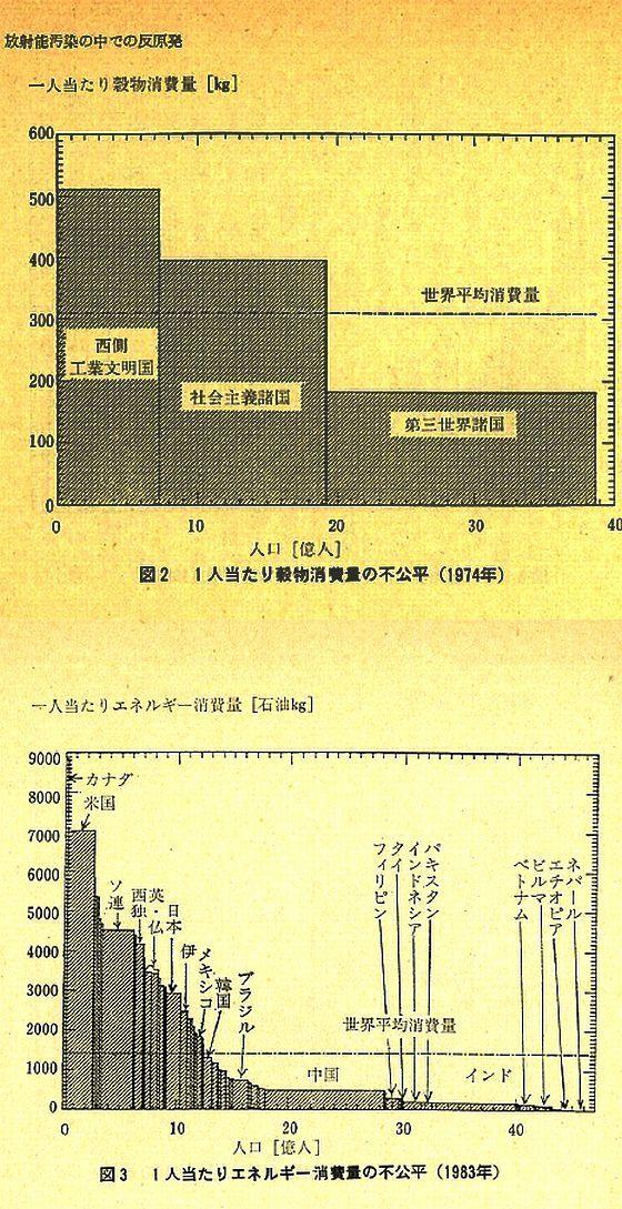 放射能汚染の中での反原発