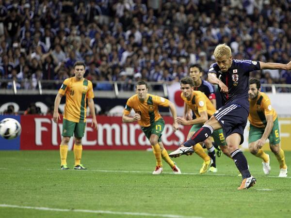 サッカー日本代表 2013年 ワールドカップ最終予選