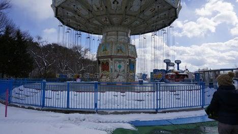 2013年12月那須ハイランドパーク5