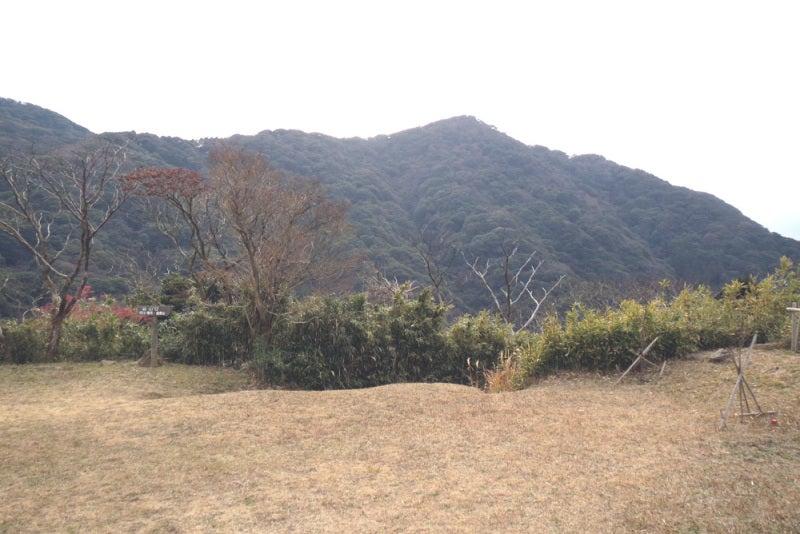 花尾城/⑪帆柱山