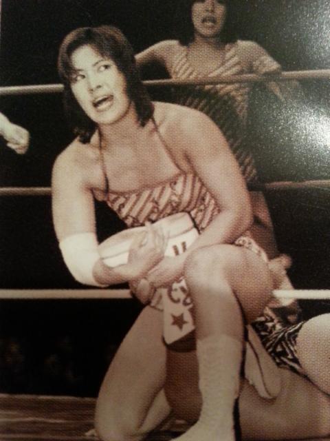 全日本女子プロレス 黄金伝説NWAタッグに挑戦!ヤングペアコメント