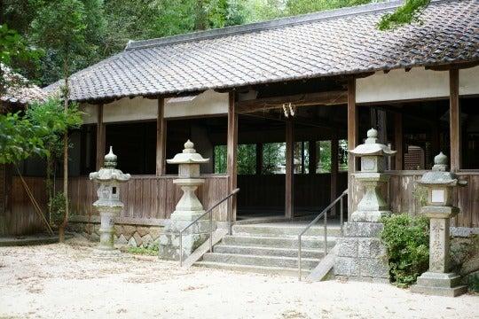 母の実家周辺〈祝園神社〉の由来と歴史