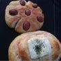 「ハムチーズ豆乳パン…