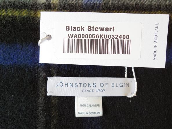 ブラックスチュワート 辺見えみりジョンストンズ
