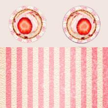 苺ロールUCC