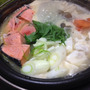 石狩鍋〜☆