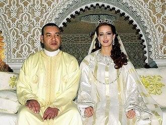 【モロッコ王室】ムハンマド6世の妻 ラーラ・サルマ妃 ウェディングティアラ