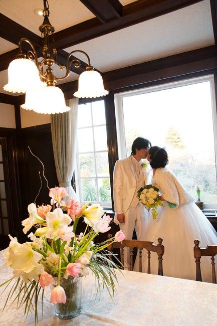 山手111番館 結婚式 写真