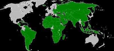 パレスチナ承認国