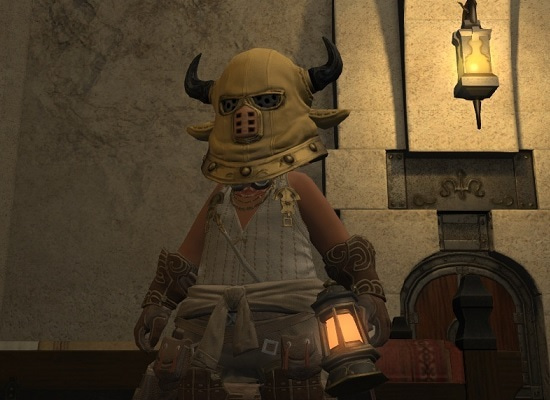 マスクです