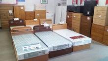 ベッドと箱物