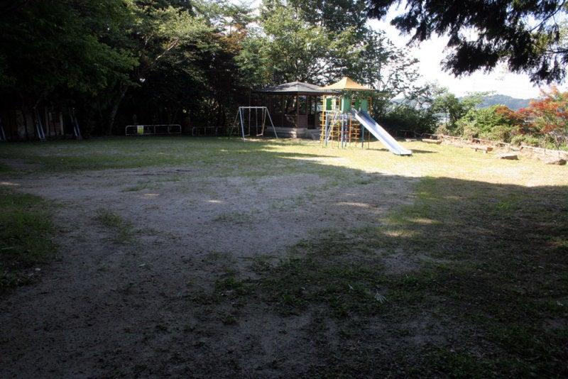 水口岡山城/03曲輪跡の公園