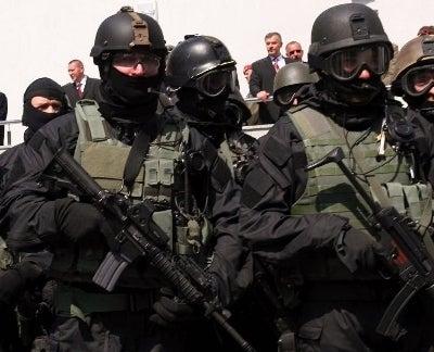ゾンビハンターの日常:ポーランド特別軍 GROMに …