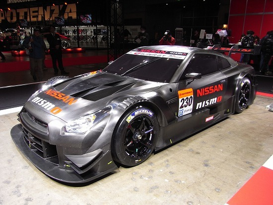 NISSAN GT-R NISMO GT5001