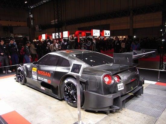 NISSAN GT-R NISMO GT5002