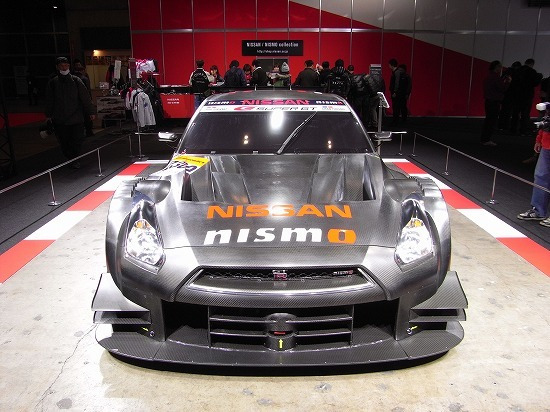 NISSAN GT-R NISMO GT5003
