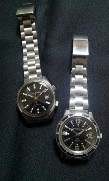主任愛用腕時計