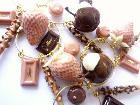 フツーツチョコレートのチャーム