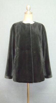 毛皮コートのリメイク