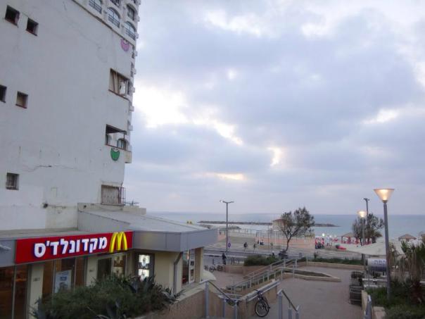 ヘブライ語のマクドナルド