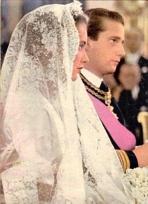 ベルギー パオラ王妃 イタリア