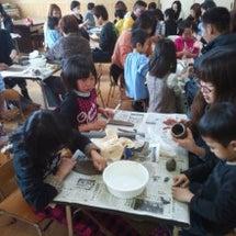 親子陶芸教室(卒園記…