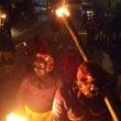 吉野山節分、鬼火の祭…