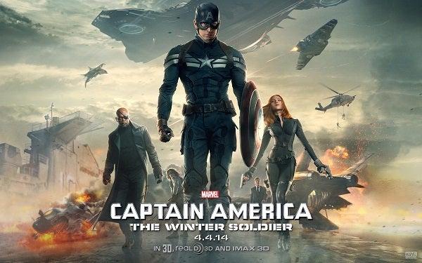 キャプテン・アメリカ / ウィン...