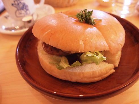 ハンバーガー コメダ珈琲店