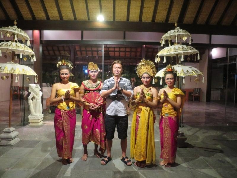 Bali,一夫多妻,藤田8