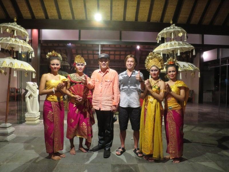 Bali,一夫多妻,藤田9