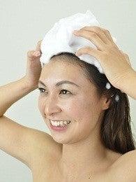 ヘッドスパ泡洗髪
