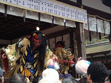 松尾大社の節分祭2014