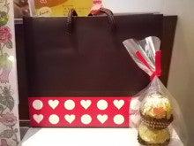 2014.バレンタインデープティバッグ&チョコレート